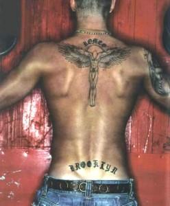 beckham tattoo - romeo