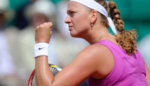 Petra Kvitová si berie na Roland Garros aj svojho psychológa. (isport.blesk.cz)