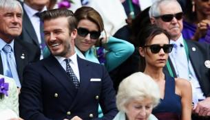 David Beckham s manželkou Victoriou (nydailynews.com)