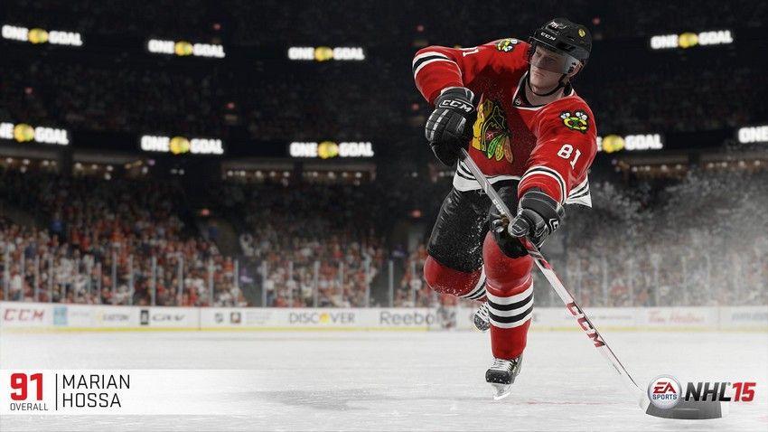 Marián Hossa v hre NHL 15 (easports.com)