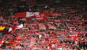 Fanúšikovia Liverpoolu (thisanfield.com)