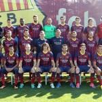 Jedálny lístok futbalistov Barcelony