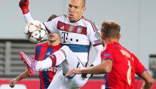 Arjen Robben FC Bayern (telegraph.co.uk)