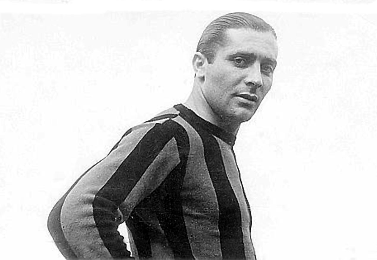 Giuseppe Meazza (imortaisdofutebol.com)