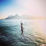 Nad morom v Rio de Janeiro (si.com)