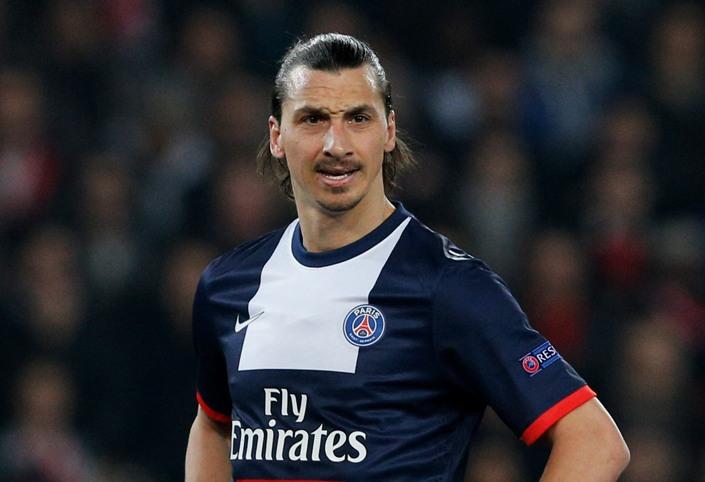 Zlatan Ibrahimovič (talksport.com)