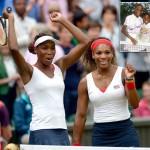 Venus a Serena Williamsové (si.com)