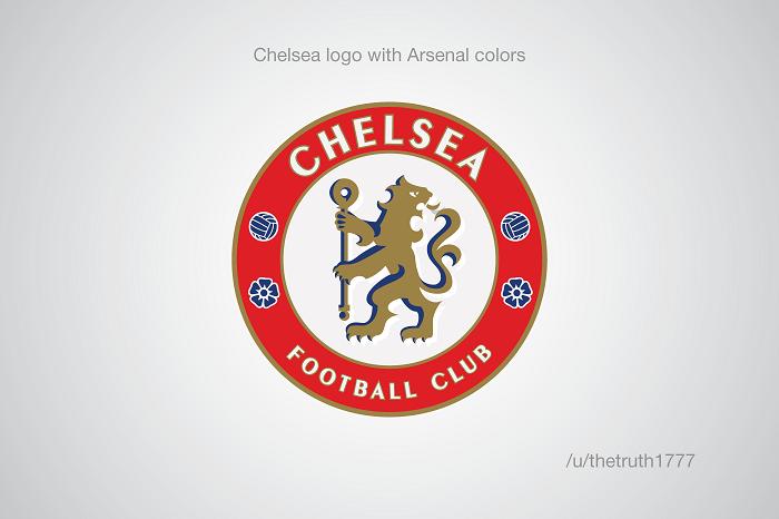 Chelsea vo farbách Arsenalu(sportskeeda.com)