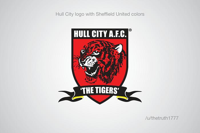 Hull City vo farbách Sheffieldu United(sportskeeda.com)