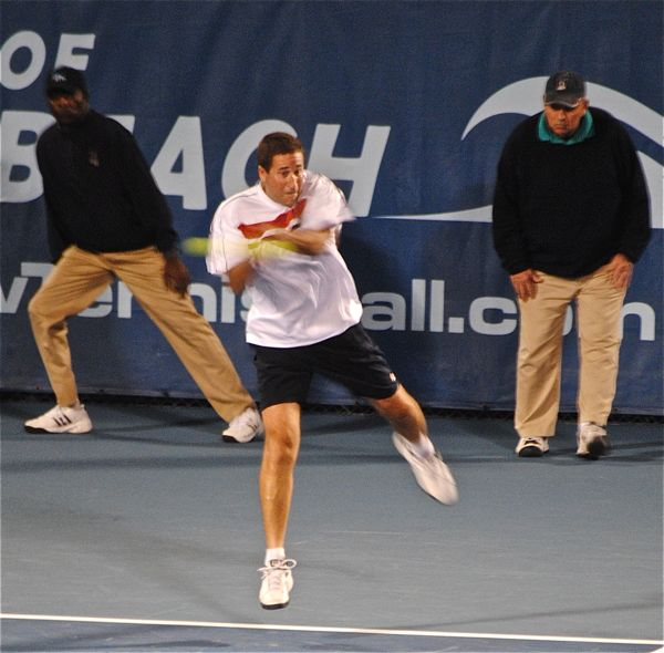 Jay Berger, americký tenista (pbbusiness.com)