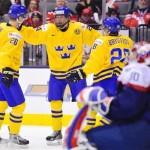 Netrvalo dlho a Švédi vyrovnávajú na 2:2 (theprovince.com)