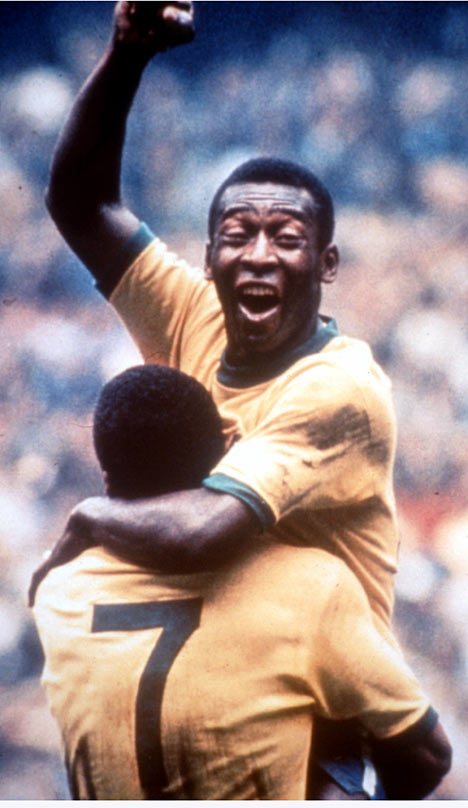 Pelé (dailymail.co.uk)