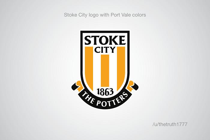 Stoke City vo farbách Port Vale(sportskeeda.com)