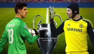 Thibaut Courtois a Petr Čech, FC Chelsea (wikirecent.com)