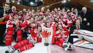 Výber Kanady vyhral Spengler Cup naposledy v roku 2012 (ottawacitizen.com)