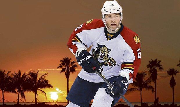 Florida Panthers sa stala ôsmym klubom Jágra v NHL (blesk.cz)