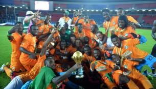 Futbalisti z Pobrežia Slonoviny si vybojovali celkový triumf na Africkom pohári národov 2015 (dailymail.co.uk)