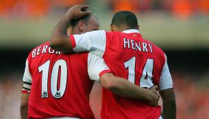 Bergkamp a Henry (talksport.com)
