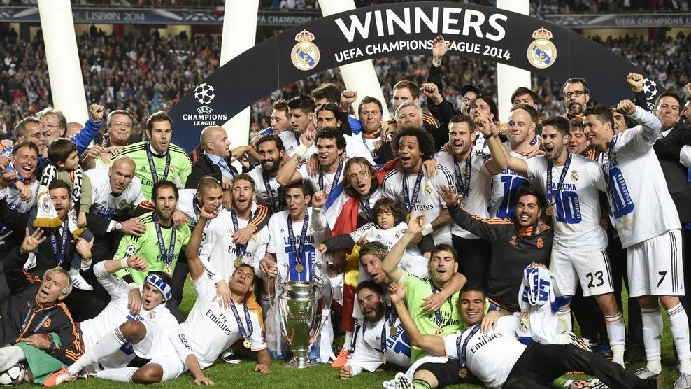 Historický desiaty titul Realu Madrid v Lige Majstrov (sportskeeda.com)