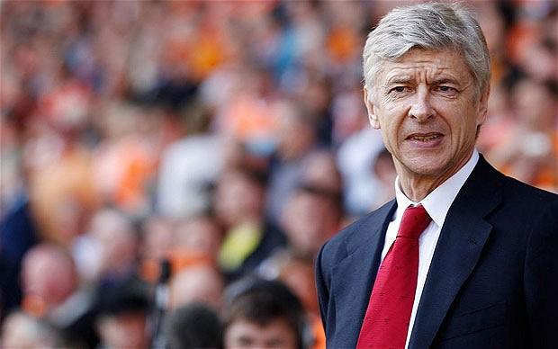 Arsene Wenger (telegraph.co.uk)
