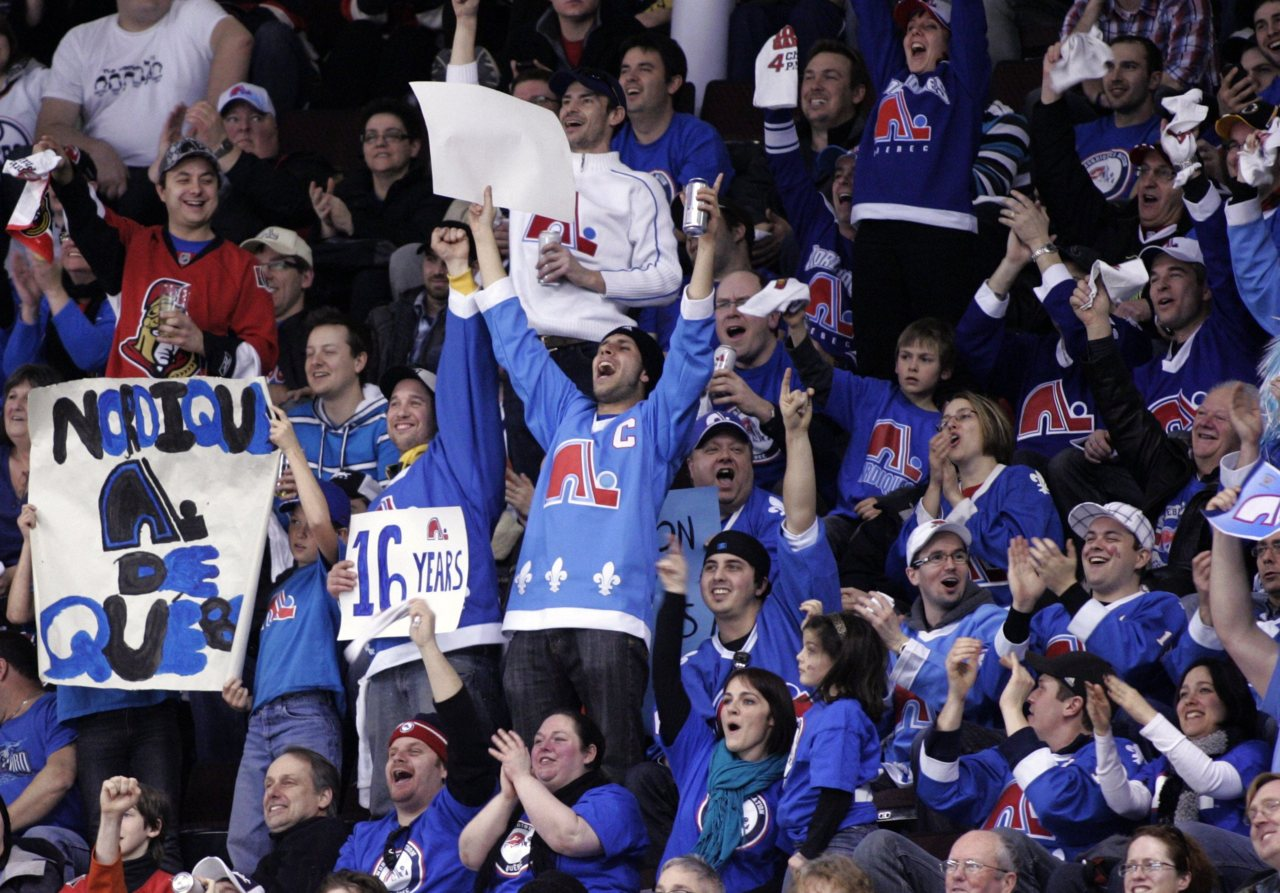 Fanúšikovia Nordiques (tumblr.com)