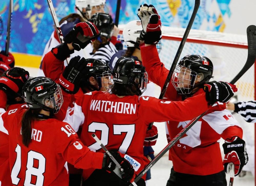 Kanadská zlatá olympíjska radosť zo Soči (globalnews.com)