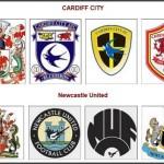 Logá Cardiffu City a Newcastlu United (profotbal.cz)