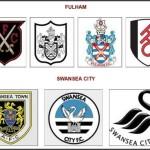 Logá Fulhamu a Swansea City (profotbal.cz)
