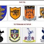 Logá Hull City a Tottenhamu Hotspur (profotbal.cz)