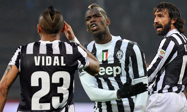 Vidal, Pogba, Pirlo (provenquality.com)
