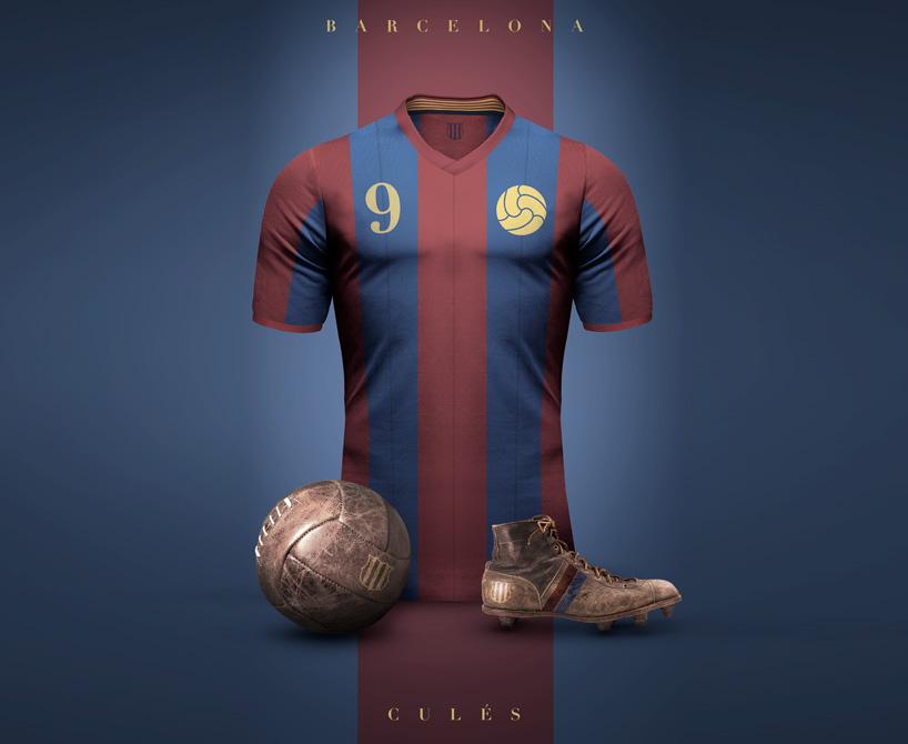 Retro dres Barcelony (designboom.com)