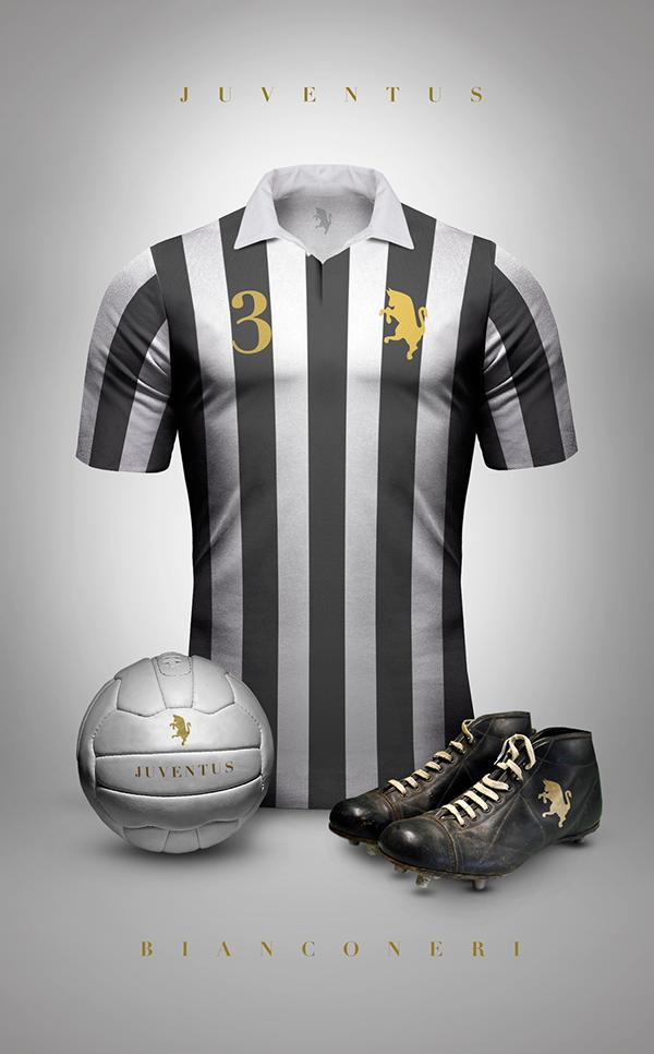 Retro dres Juventusu (tuxboard.com)